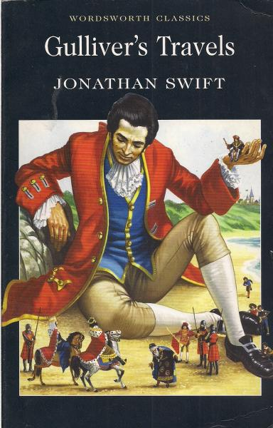 a review of jonathan swifts gullivers travels Literature - an examination of gullivers travels, the review of george orwell   however, these inconsistencies are forced upon swift by the fact that gulliver is.
