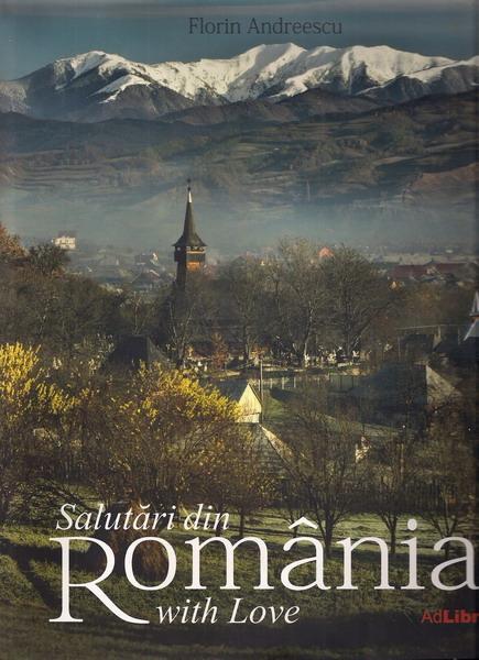 Anticariat: Florin Andreescu - Salutari din Romania with love (album)