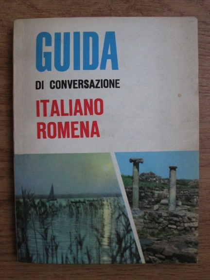 Anticariat: A. Virgil - Guida di conversazione italaino-romena