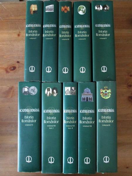 Academia romana istoria romanilor pdf to excel