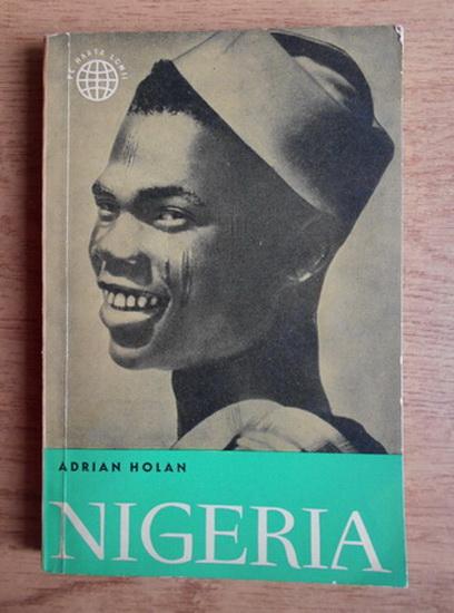 Anticariat: Adrian Holan - Nigeria