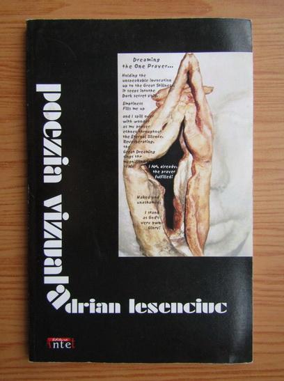 Anticariat: Adrian Lesenciuc - Poezia vizuala