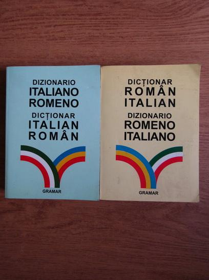 Anticariat: Alexandru Balaci - Dictionar roman-italian si italian-roman (2 volume)