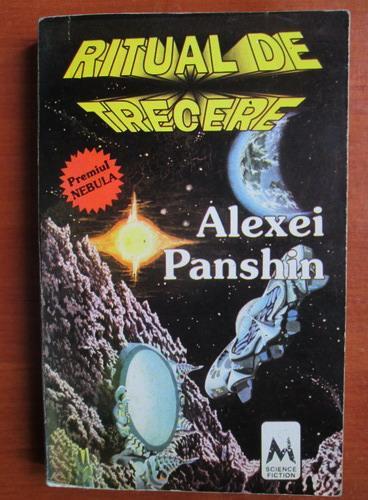 Anticariat: Alexei Panshin - Ritual de trecere