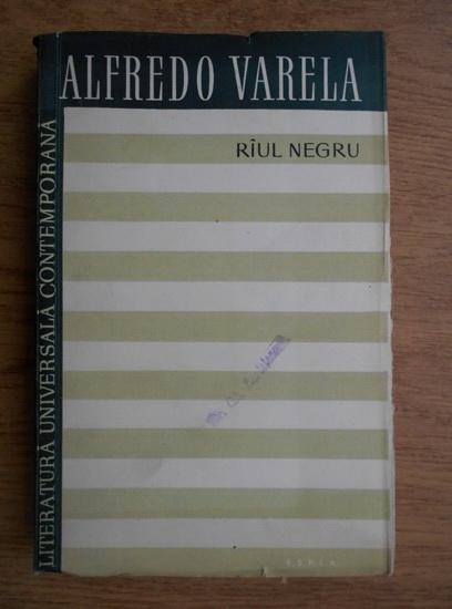 Anticariat: Alfredo Varela - Raul negru