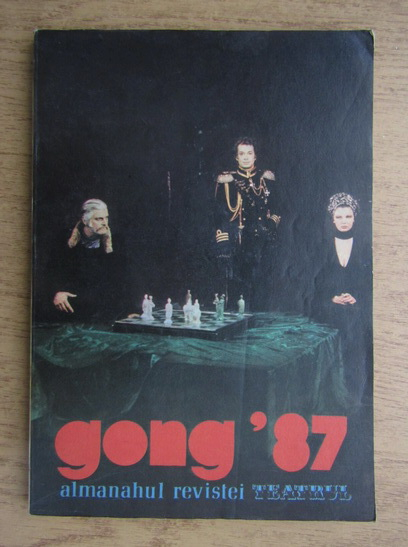 Anticariat: Almanahul revistei Teatrul. Gong '87