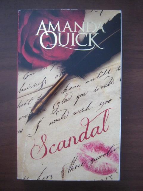 Anticariat: Amanda Quick - Scandal