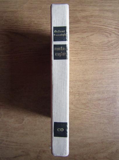 Anticariat: Andrei Bantas, Andreea Gheorghitoiu - Dictionar frazeologic roman-englez