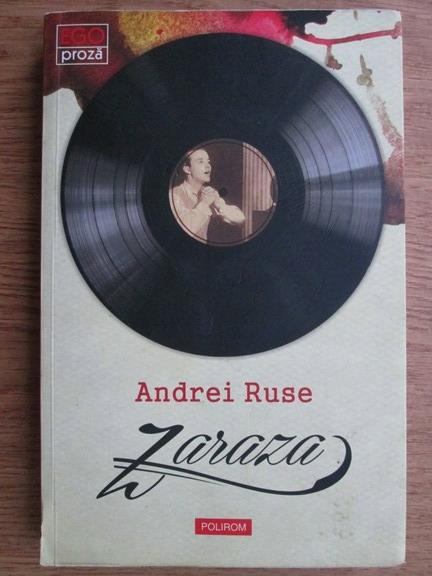 Anticariat: Andrei Ruse - Zaraza
