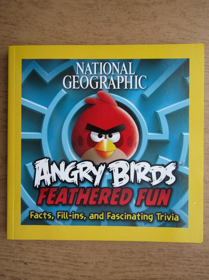 Anticariat: Angry Birds, feathered run