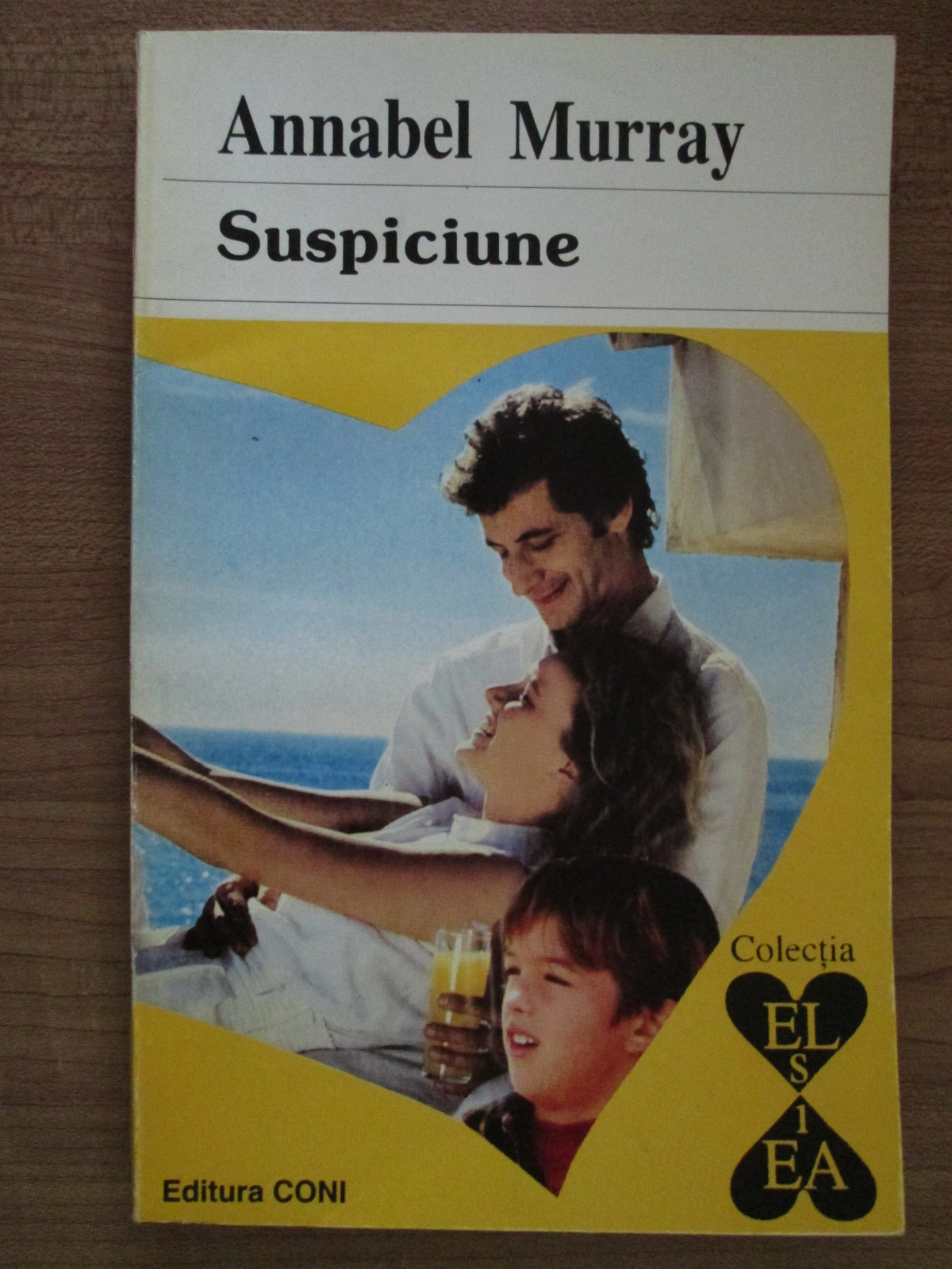 Anticariat: Annabel Murray - Suspiciune