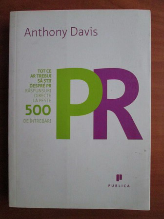 Anticariat: Anthony Davis - Tot ce ar trebui sa stii despre PR
