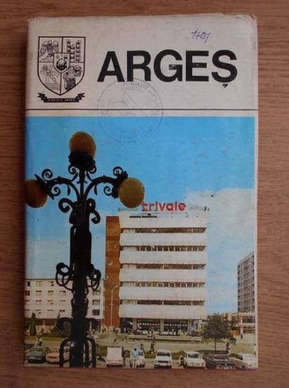 Anticariat: Arges. Monografie (judetele patriei)