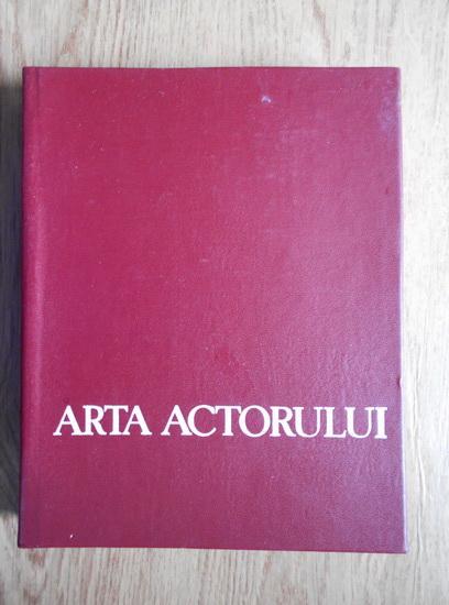 Anticariat: Arta actorului (volumul 2)