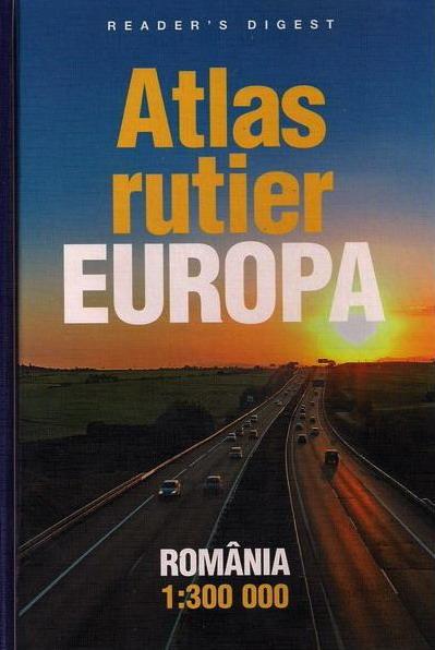 Anticariat: Atlas rutier Europa (Reader's Digest)