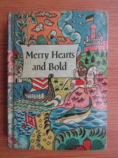 Anticariat: Barbara Nolen - Merry hearts and bold