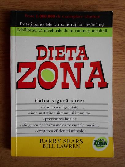Anticariat: Barry Sears - Dieta zona