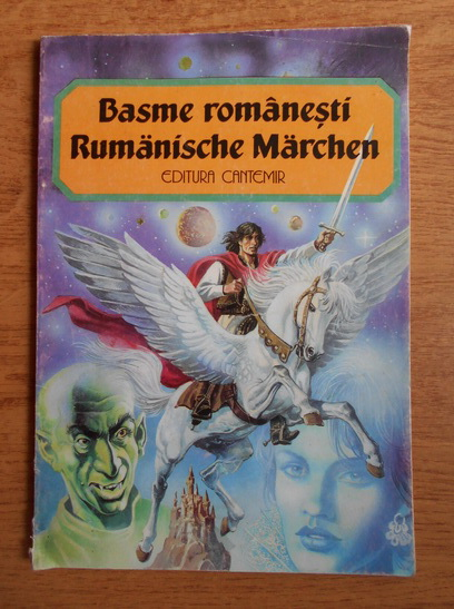 Anticariat: Basme romanesti. Rumanische Marchen (editie bilingva)