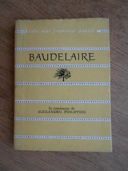 Anticariat: Baudelaire - Versuri (colectia Cele mai frumoase poezii)