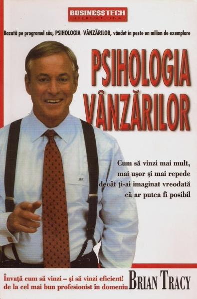 Anticariat: Brian Tracy - Psihologia vanzarilor