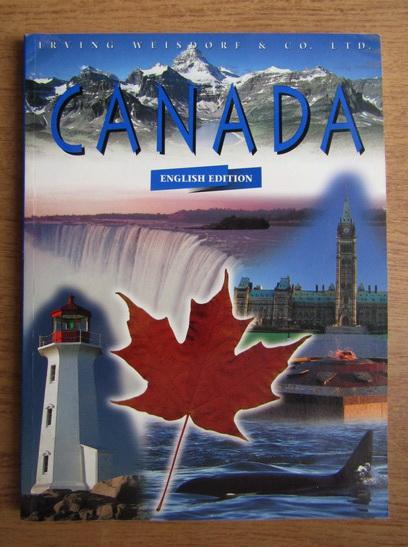 Anticariat: Canada (album, ghid)