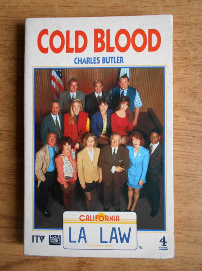 Anticariat: Charles Butler - Cold blood