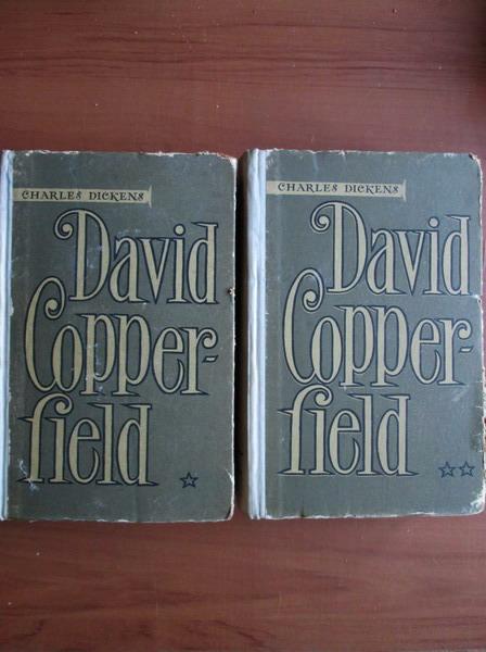 Anticariat: Charles Dickens - David Copperfield (2 volume)