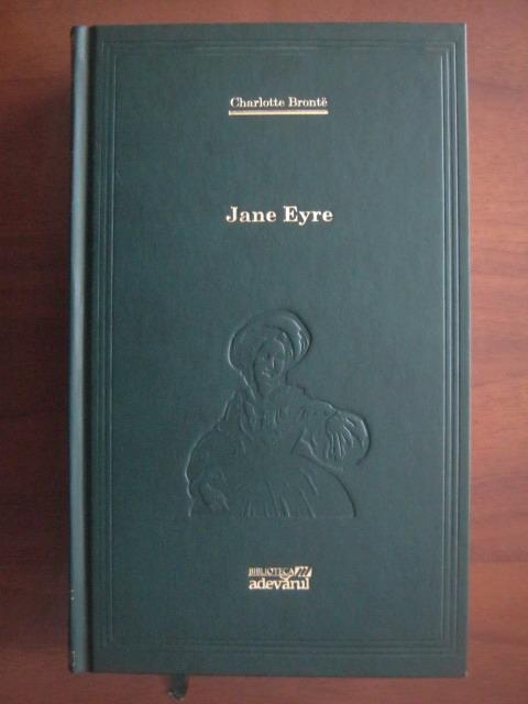 Anticariat: Charlotte Bronte - Jane Eyre (Adevarul)