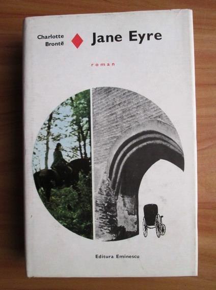 Anticariat: Charlotte Bronte - Jane Eyre (coperti cartonate)