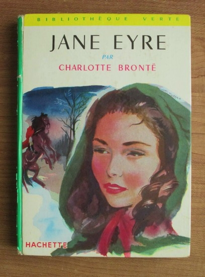 Anticariat: Charlotte Bronte - Jane Eyre (in limba franceza)