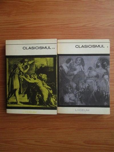 Anticariat: Clasicismul (2 volume)