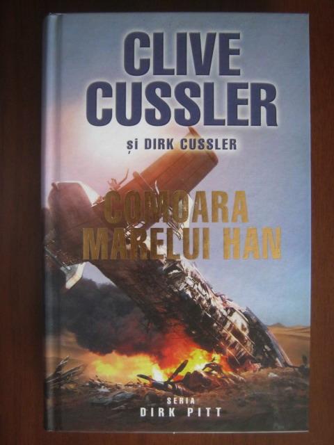 Anticariat: Clive Cussler - Comoara marelui han