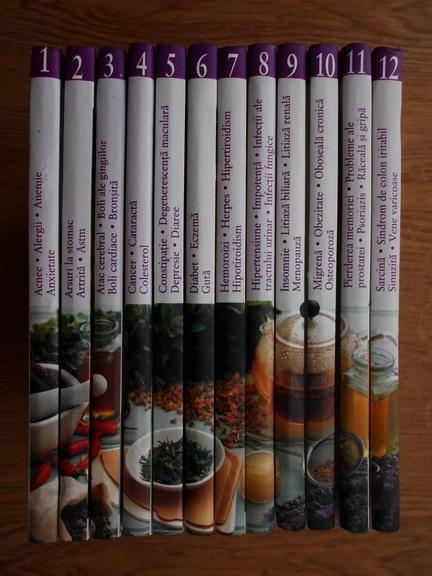 Anticariat: Colectia Portia de Sanatate. Jurnalul National (12 volume)