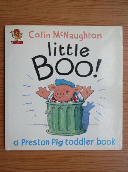 Anticariat: Colin McNaughton - Little Boo