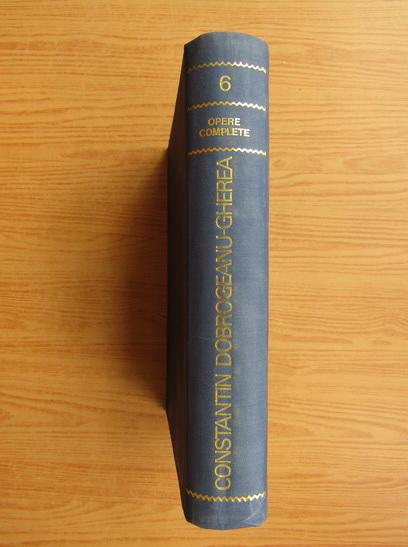 Anticariat: Constantin Dobrogeanu-Gherea - Opere complete (volumul 9)