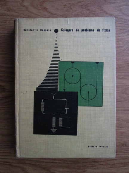 Anticariat: Constantin Necsoiu - Culegere de probleme de fizica