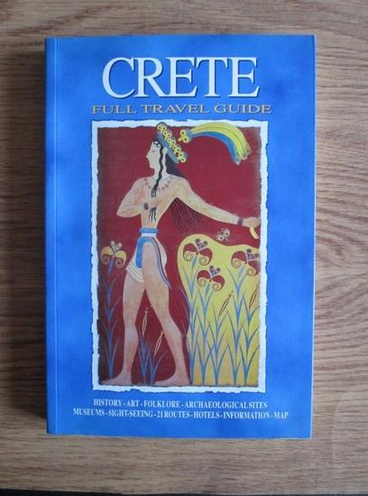 Anticariat: Crete. Full travel guide