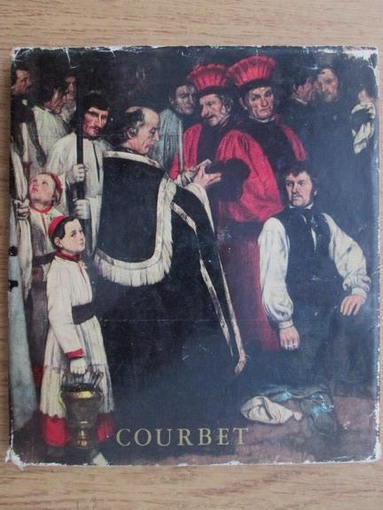 Anticariat: Cristian Benedict - Courbet