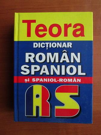 Anticariat: Cristina Haulica - Dictionar Roman-Spaniol si Spaniol-Roman