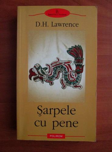 Anticariat: D. H. Lawrence - Sarpele cu pene