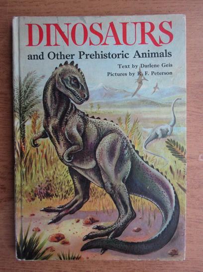 Anticariat: Darlene Geis - Dinosaurus