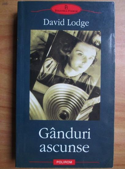 Anticariat: David Lodge - Ganduri ascunse