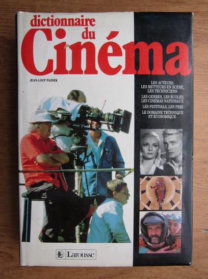 Anticariat: Dictionnaire du cinema