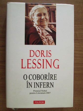 Anticariat: Doris Lessing - O coborare in infern
