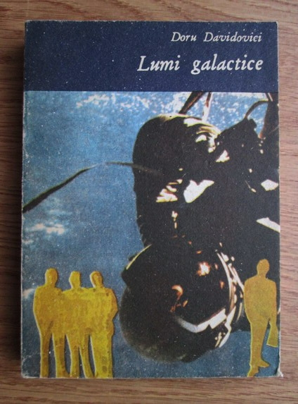 Anticariat: Doru Davidovici - Lumi galactice