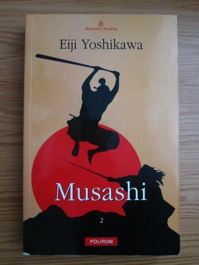 Anticariat: Eiji Yoshikawa - Musashi (volumul 2)