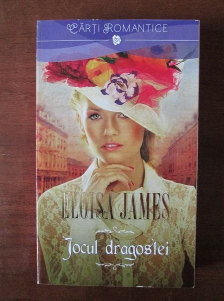 Anticariat: Eloisa James - Jocul dragostei