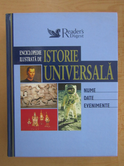 Anticariat: Enciclopedie ilustrata de istorie universala (Reader's Digest)