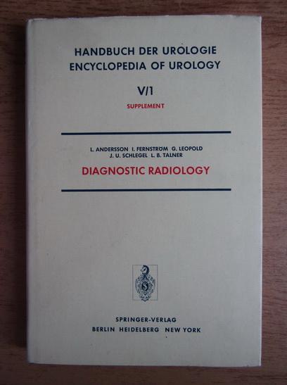 Anticariat: Encyclopedia of urology. Diagnostic radiology