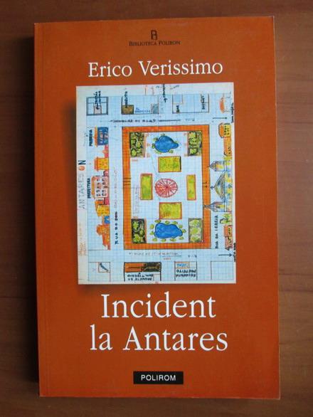 Anticariat: Erico Verissimo - Incident la Antares